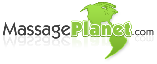 MassagePlanet.com Logo